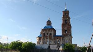 Храм в Батурино
